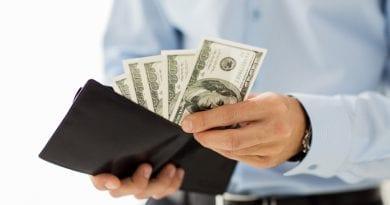 Как просить деньги у мужчины
