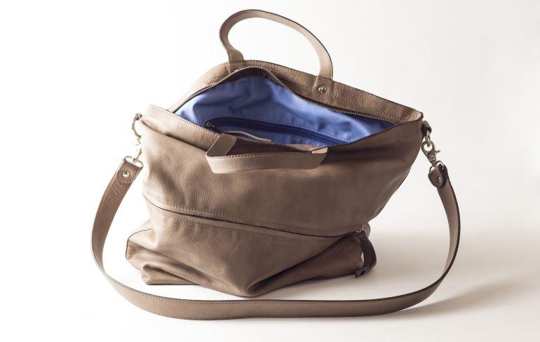 Запах из сумки