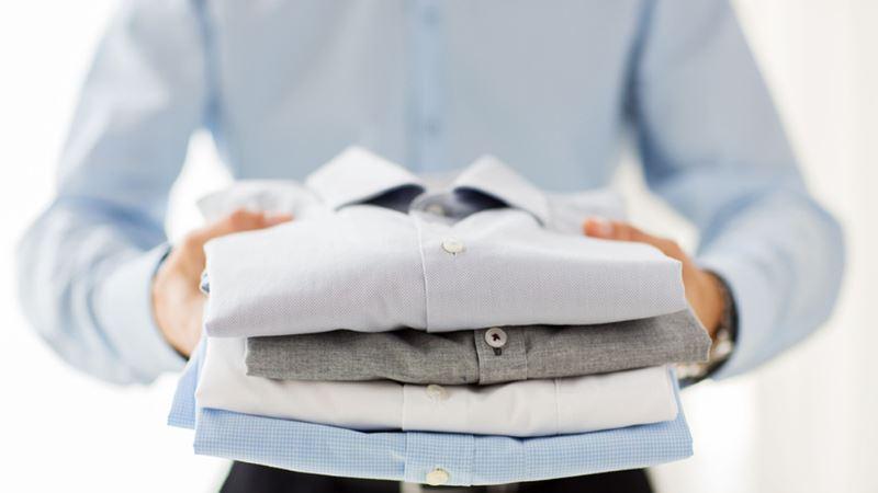 Как отстирать белую рубашку — Чисто в доме