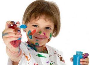 Способы очистки художественных красок