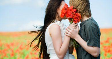 Поцеловать девушку первый раз