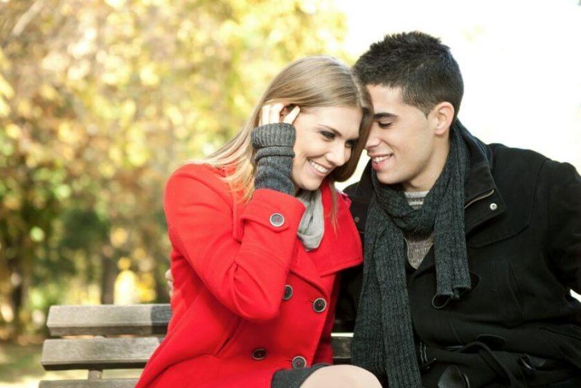Основные признаки юношеской симпатии