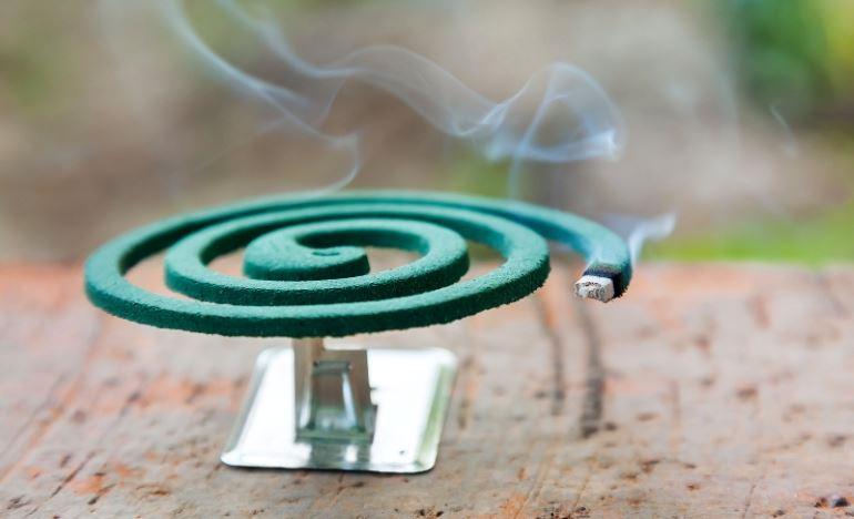Борьба с комарами на даче