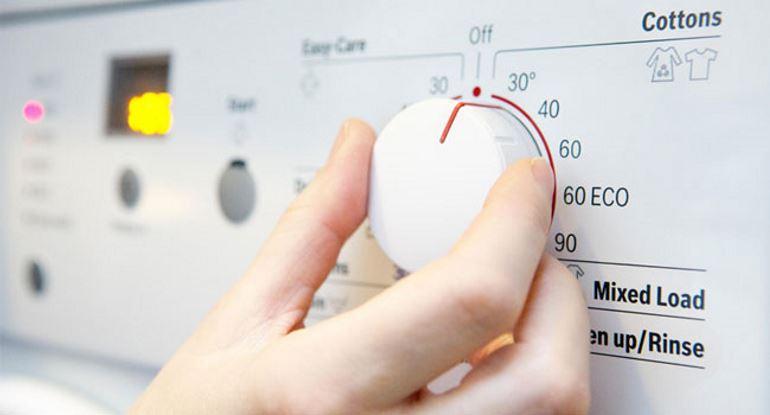 Температурный режим при стирке