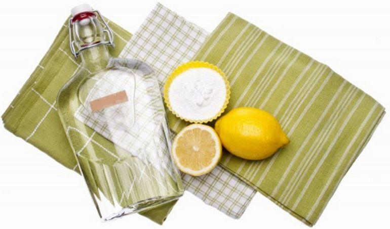 методы удаления пятен от пота и дезодоранта