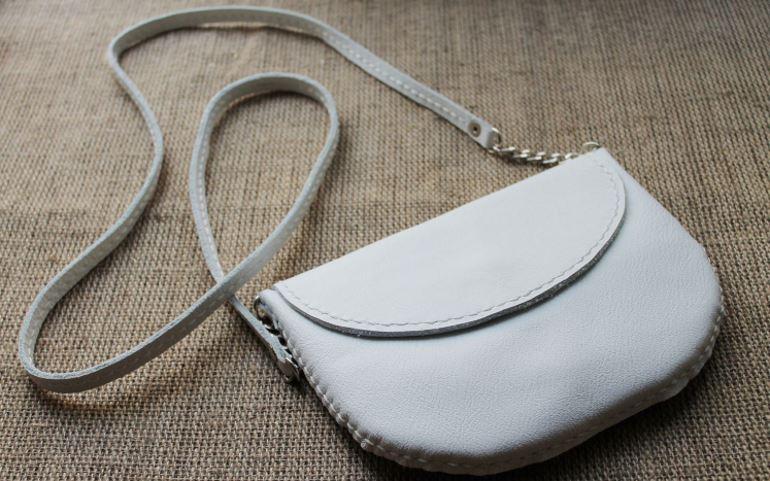 Как обновить сумку разной фактуры?