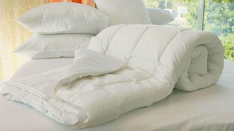 Как стирать и ухаживать за одеялами разных наполнителей