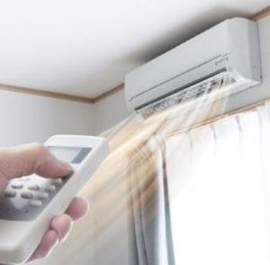 Кондиционер и другие способы поддержания температуры