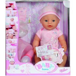Кукла для девочек Baby born