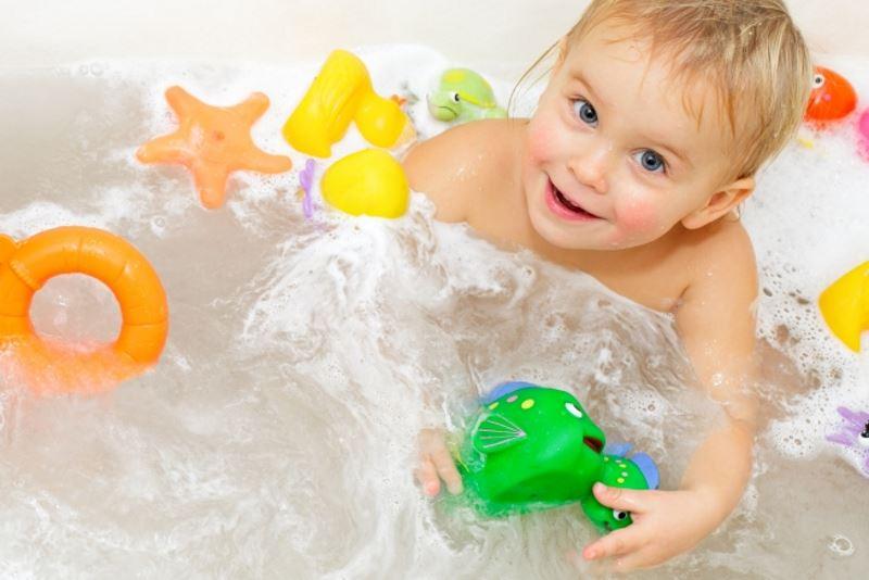 Самые увлекательные игрушки для ванной