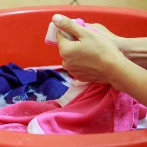 Привести в порядок одежду