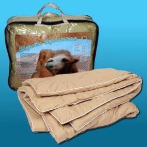 Как ухаживать за одеялом из верблюжьей шерсти