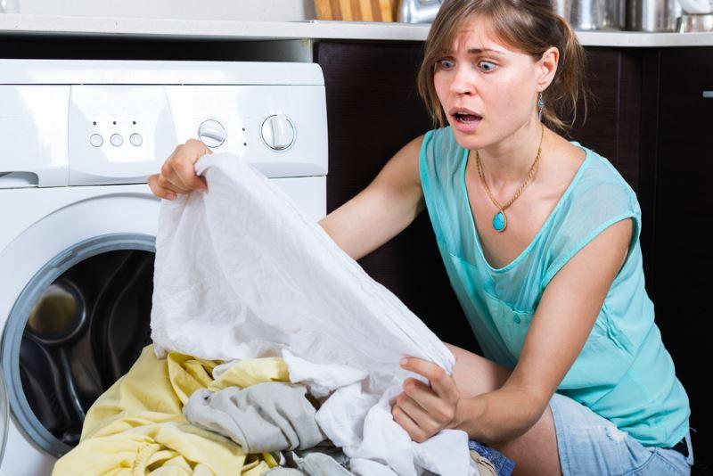 Как эффективно вывести жирные пятна с одежды