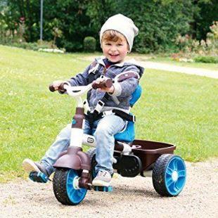 Типы трёхколёсных велосипедов
