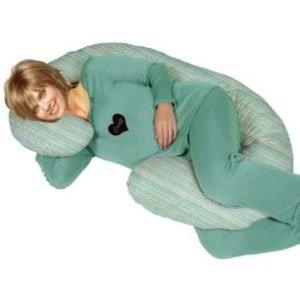 C-образная подушка для беременных