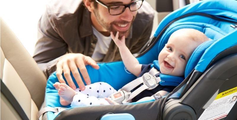 Автокресло для новорождённого ребёнка: нужно или нет