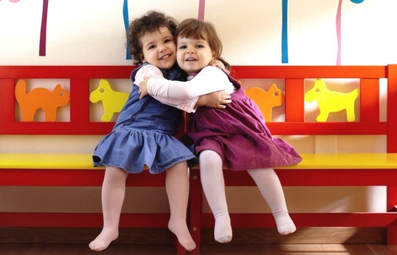 Что должен уметь ребёнок перед посещением детского сада