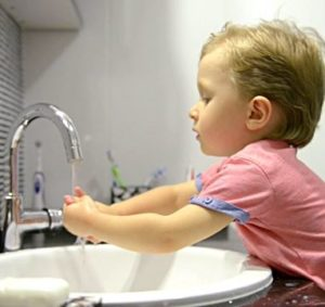 Improving hygiene skills