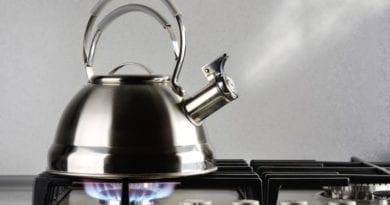 Как очистить чайник из нержавеющей стали снаружи