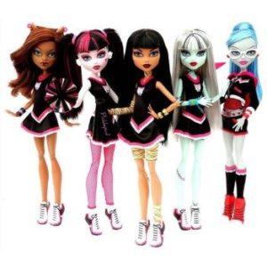 Куклы для девочек Monster High
