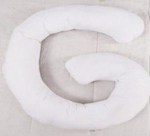 G-образная подушкка для беременных