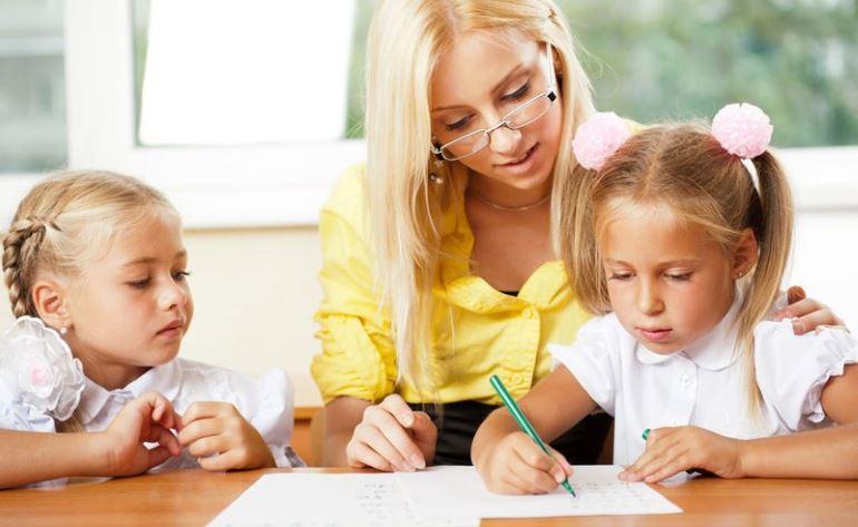 Подготовка детской руки к письму