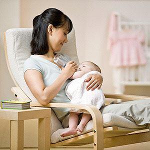 Имитация материнской груди