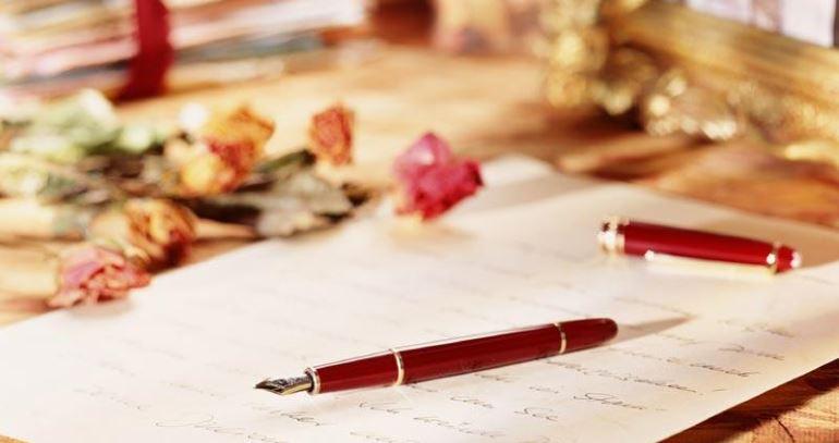 романтическое письмо мужчине знакомство
