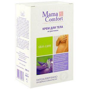 Крем от растяжек Мama comfort