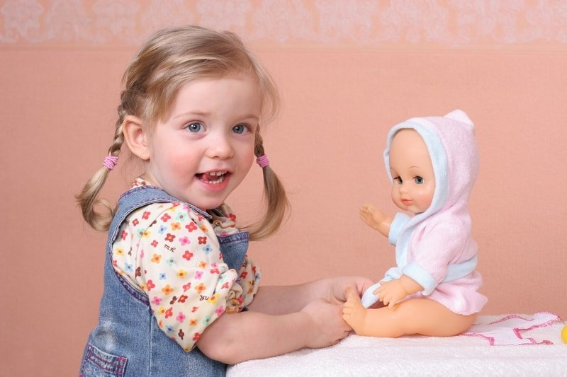 Популярные уклы для девочек