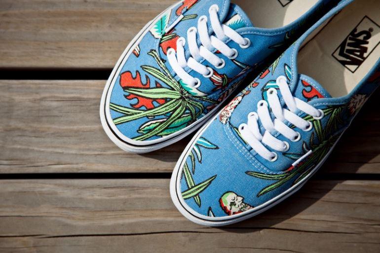 Почистить тканевую обувь