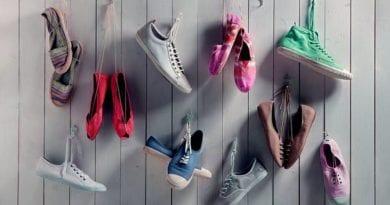 Как компактно и правильно хранить обувь