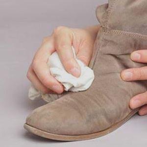 7 способов вывести жирные пятна с замши: свежие загрязнения, на замшевой обуви