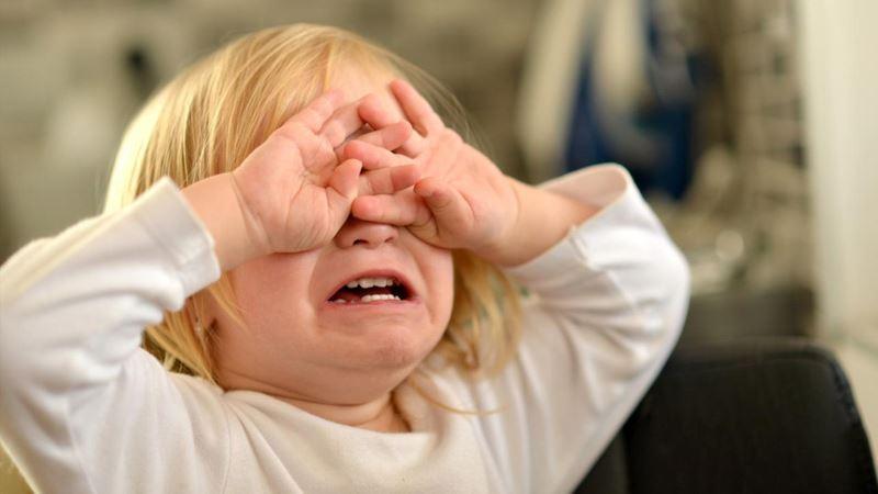 Ребенок 3 года капризы и истерики
