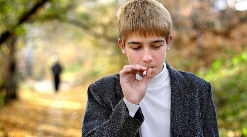 что делать, если ребёнок начал курить