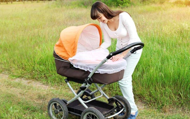 Как часто нужно гулять с новорожденным