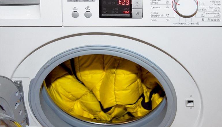Чистка в стиральной машине