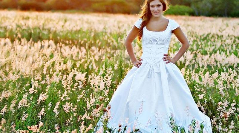 Как почистить свадебное платье в домашних условиях: удаляем пятна в машине и вручную