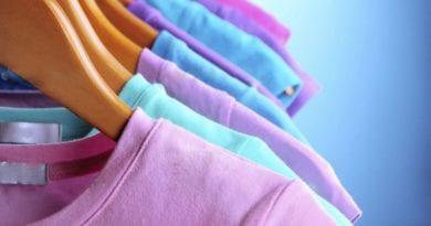Как стирать футболки