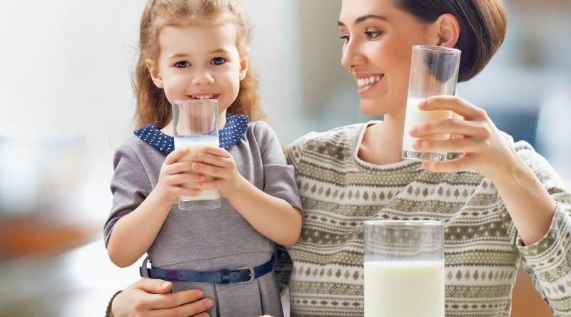 Молочная кухня для детей и мам