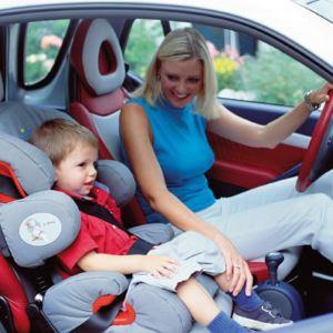 Причины для перевозки ребёнка на переднем кресле