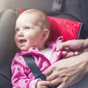 Доводы против перевозки ребёнка на переднем сиденье