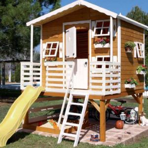 Playhouse in the country
