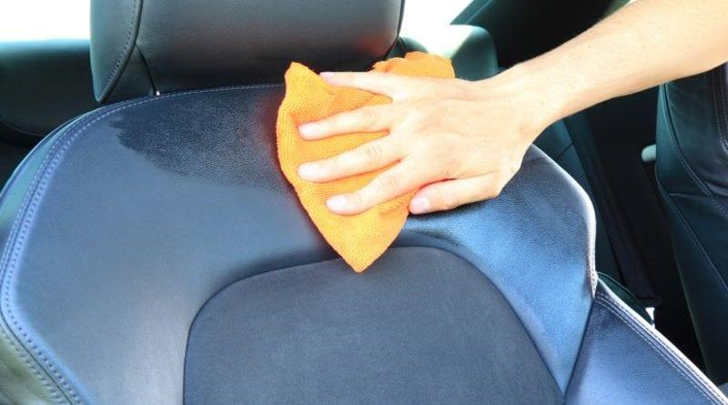 Cоветы экспертов по чистке автомобильных сидений