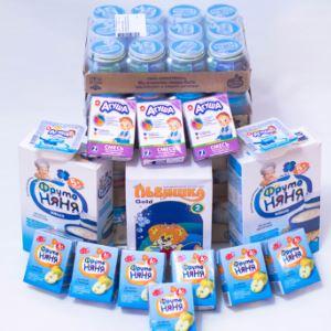 Какие продукты дают в молочной кухне