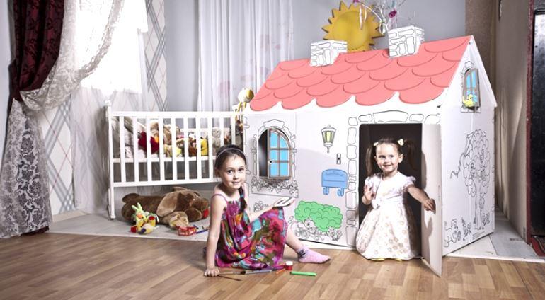 Развивающие домики для дома