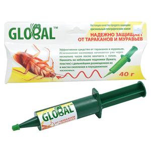 Инсектицидное средство «Глобал»