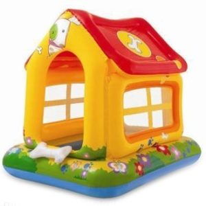 Inflatable houses for children