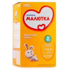 Молочная смесь «Малютка»