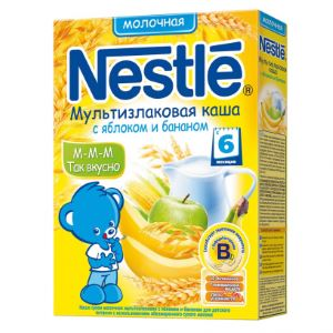 Nestle porridge for complementary foods